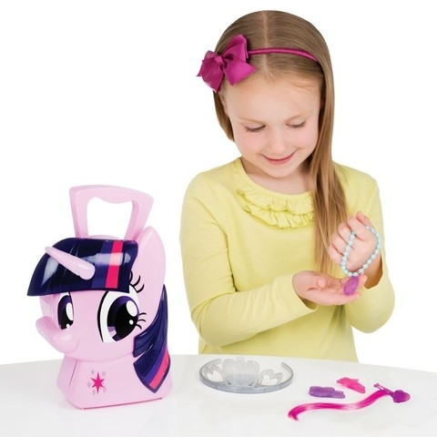 Maleta My Little Pony - Twilight Sparkle - Multikids