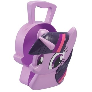 Maleta My Little Pony - Twilight Sparkle - Multikids na internet