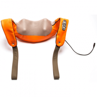 Massageador Shiatsu Neck Plus Bivolt Relax Medic - RM-MP5555