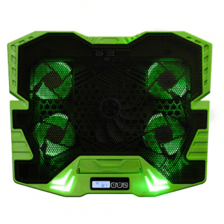 Master Cooler Gamer Verde com Led Warrior - AC292 - comprar online