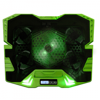 Master Cooler Gamer Verde com Led Warrior - AC292 na internet