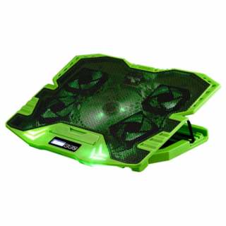 Master Cooler Gamer Verde com Led Warrior - AC292 - Safari Magazine