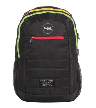 Mochila G Black/Red HB Dermiwil - 37137