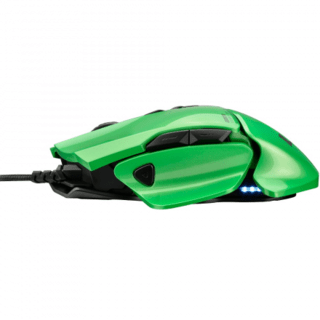 Mouse Gamer Multilaser Warrior 8200Dpi 8 Botões MO247 Led Co - loja online