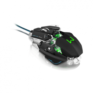 Mouse Multilaser Gamer Warrior 4000 Dpi - Mo246 Multilaser