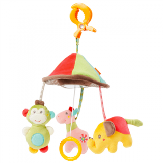 Multikids Mini Mobile Musical Safari BR304