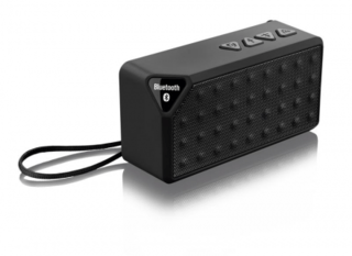 Multilaser Caixa de Som Bluetooth Music 8W RMS Preto SP174