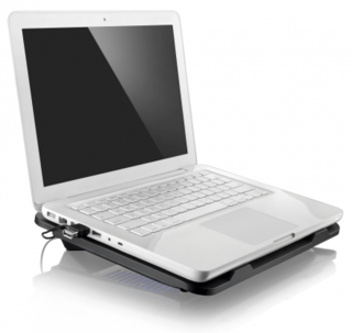 Multilaser Cooler Stand para Notebook 17' AC263