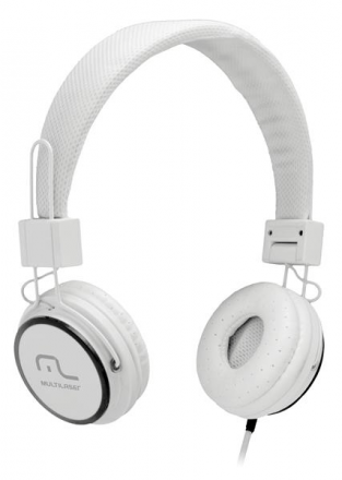 Headphone Head Fun com Microfone P2 3,5mm Hi-Fi P