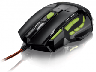 Multilaser Mouse Óptico Xgamer Fire Button USB, 7 Botões, 24