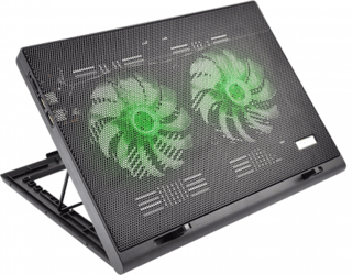 Multilaser Power Cooler Gamer Com Led Luminoso - AC267
