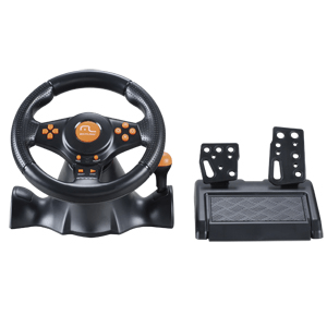Multilaser Volante Racer 3 em 1 Wireless para PS2, PS3 e PC