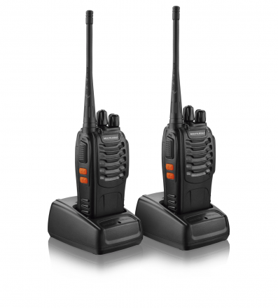 Multilaser Walkie Talkie Bivolt - Tv003