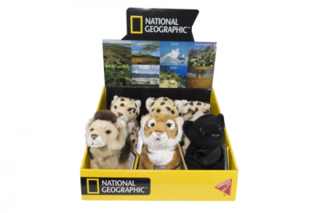 National Geographic SORTIMENTO Big Cats- 770706