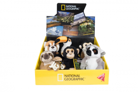 National Geographic SORTIMENTO Tropicale - 770701