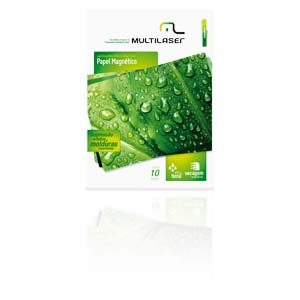 Papel Magnetico 660g - PE027