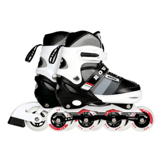 Patins Roller Semi-Pro Cinza G (39- 42 ) Row Mor - 40600142