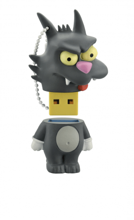Pen Drive 8GB Multilaser - Simpsons Coçadinha PD077