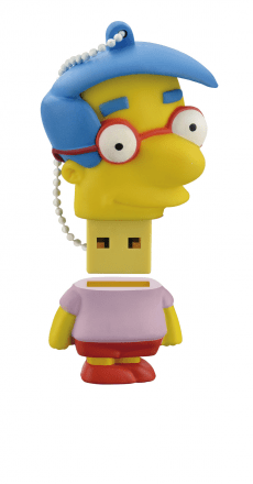 Pen Drive 8GB Multilaser - Simpsons Milhouse PD075