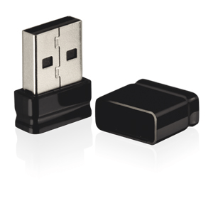 Pen Drive Multilaser Nano 16GB Preto PD054