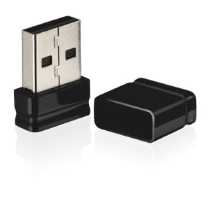 Pen Drive Nano PD052 4GB Preto - Multilaser