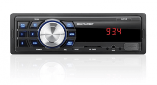Radio Automotivo - Multilaser One Multilaser - P3213