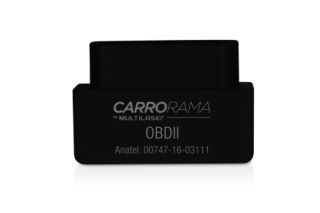 Scanner Automotivo Bluetooth Obdii Carrorama By Multilaser A