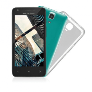Smartphone Ms45 Colors Preto Multilaser - P9009