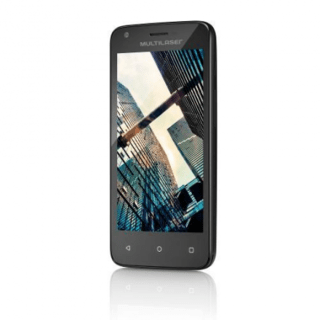Smartphone Ms45 Colors Preto Multilaser - P9009 na internet