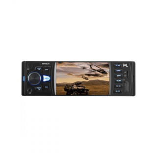 Som Automotivo Rock 4 Mp5 Radio BT Multilaser - P3325