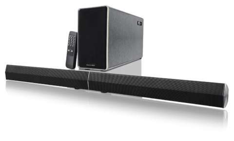 Caixa de Som Sound Bar Bluetooth 150w Rms Multilaser Sp173