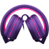Headphone Pulse On Ear Stereo Rosa/Roxo - PH161 - Safari Magazine