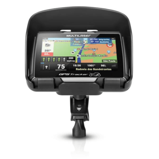 Gps Multilaser Gp040 Tracker 2 Para Moto - Tela 4.3´ T.Scree