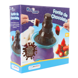 Kids Chef Fonte de Chocolate - BR525 na internet