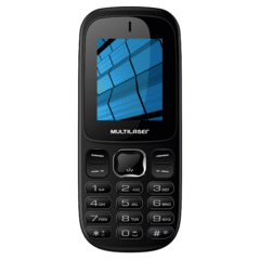 Celular Multilaser UP 3G , Câmera, Bluetooth, Dual Chip, Des