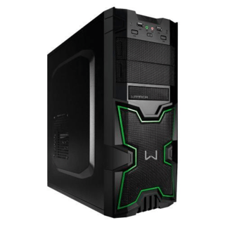 Gabinete Gamer Warrior Multilaser- Ga154