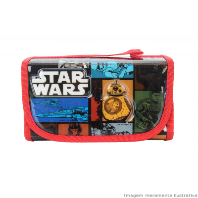 Estojo de Pintura Star Wars - Multikids