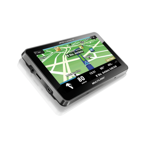 Gps Tracker 2 Multilaser Tela 7,0 com TV - GP015