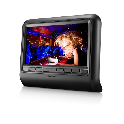 DVD Player Automotivo Multilaser