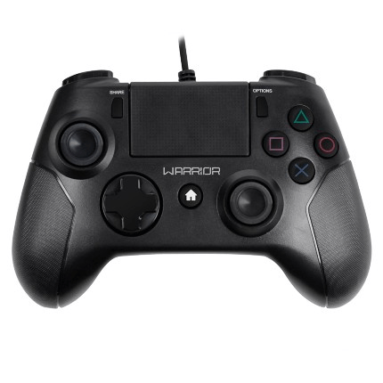 Controle Warrior PS4 Multilaser Preto - JS083