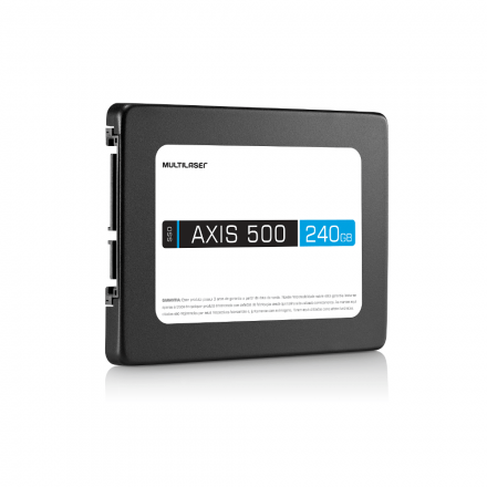 Ssd Axis 500 240GB Multilaser - SS200