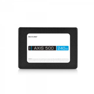 Ssd Axis 500 240GB Multilaser - SS200 na internet