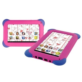 Imagem do Tablet Kid Pad Quad Core Rosa - Nb195