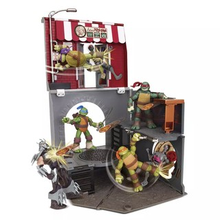 Brinquedo Tartarugas Ninja - Playset Pop Up Alley