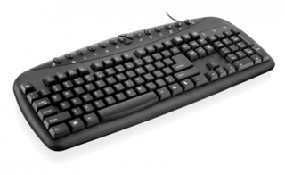 Teclado Corporativo Bulk - Multilaser Tc150
