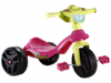 Triciclo Bandeirante Kid Cross 627 - Rosa
