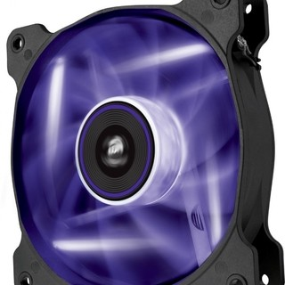 Cooler para Gabiente Fan Corsair Air Series AF120 Quiet Edition Com Led Roxo 120MM - CO-9050015-PLED