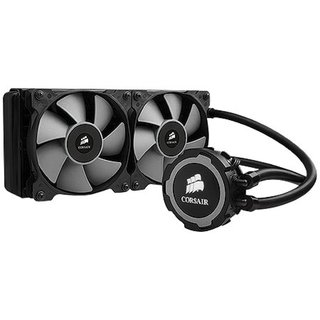 Water Cooler Corsair Hydro Series H105 240MM Performace Extrema - CW-9060016-WW