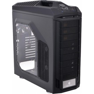 Gabinete Cooler Master Full-Tower Trooper Preto C/ Lateral em Acrilico - SGC-5000-KWN1