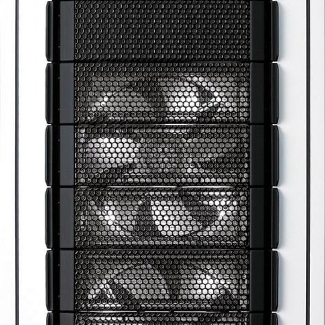 Gabinete Cooler Master Full-Tower Stryker Branco C/ Lateral em Acrilico - SGC-5000W-KWN1 - comprar online